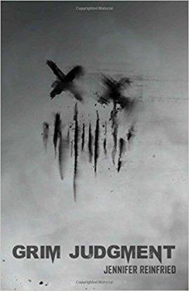 Grim Judgment (A Grim Trilogy #2) - $25 signed