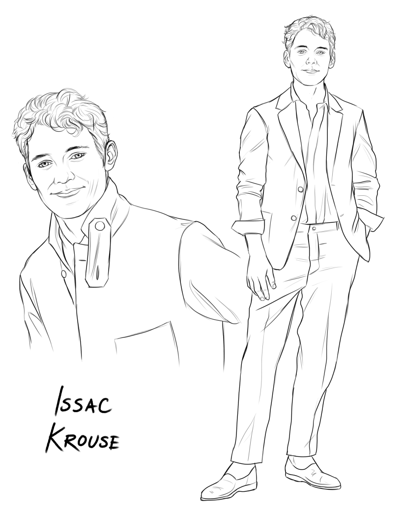 Issac Krouse