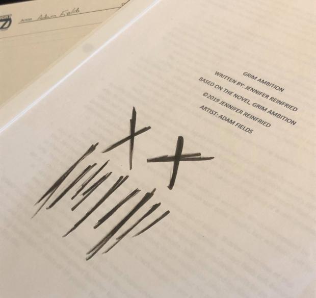 The First Grim Script